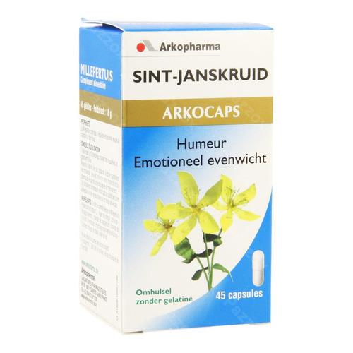 Arkocaps Sint Janskruid Plantaardig 45