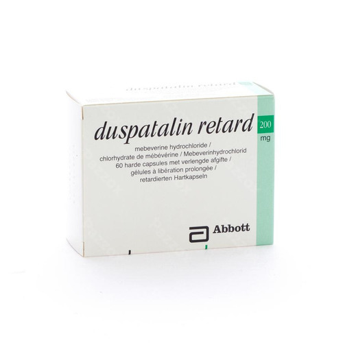 Duspatalin Retard 200 Caps 60x200mg