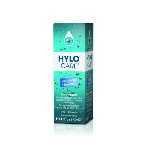 Hylo-care Oogdruppels 10ml