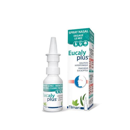 Eucalyplus Spray Nasal 20ml