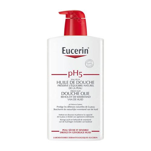 Eucerin Ph5 Douche Olie 1000ml