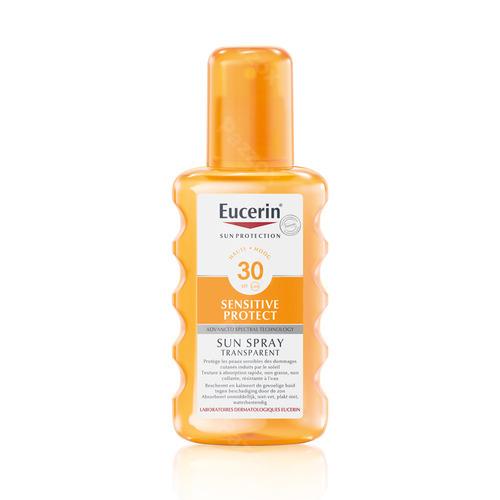 Eucerin Sun Spray Tranparent Ip30 200ml