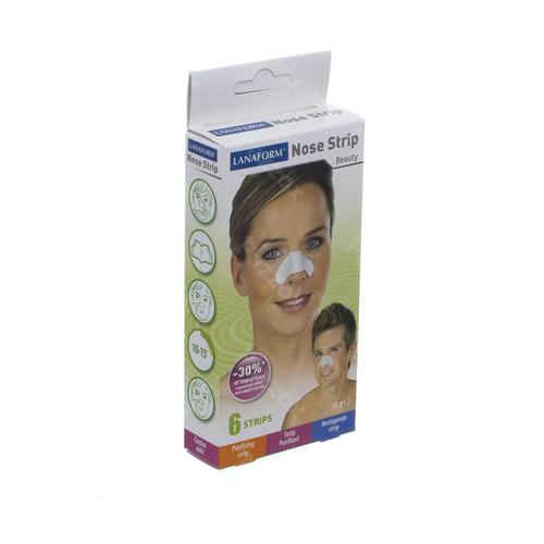 Lanaform Nose Strip Patch A/puisten 6 La130209