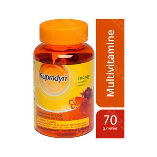 Supradyn Energy Gummies 70 Verv.2949873