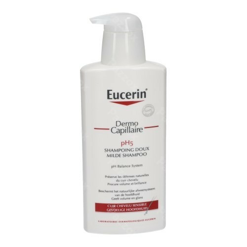 Eucerin Dermocapil.sh Mild Ph5 400ml