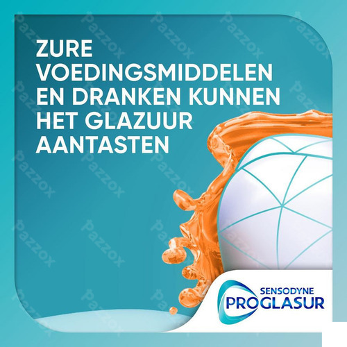 Sensodyne Proglasur Daily Protection Tandpasta Glazuurbescherming 75ml