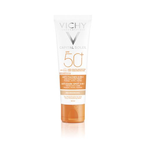 Vichy Cap Id Sol Ip50+ Cr A/taches Teint 3in1 50ml