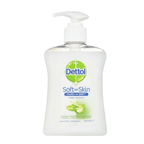 Dettol Healthy Touch Wasgel A/bact. Hydra 250ml