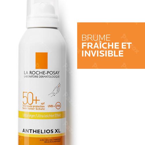 La Roche-posay Anthelios Body Mist Onzichtbaar Ip50+ 200ml