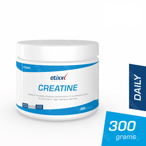 Etixx Creatine Creapure Pdr Pot 300g