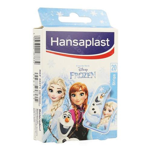 Hansaplast Pleister Frozen Strips 20