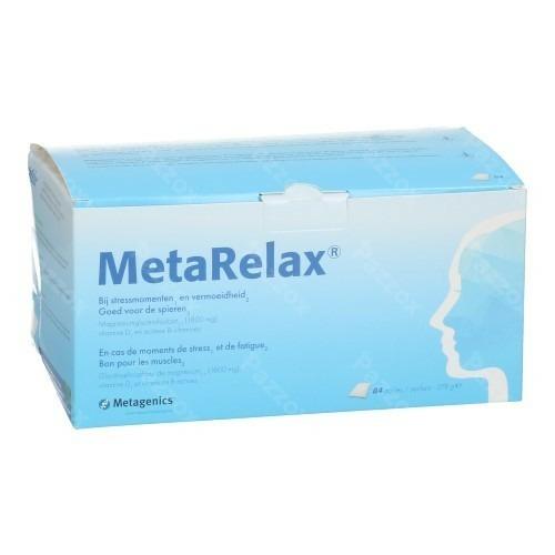 Metagenics Metarelax 84 Zakjes