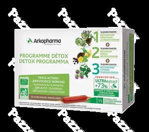 Arkofluide Programma Detox Amp 30