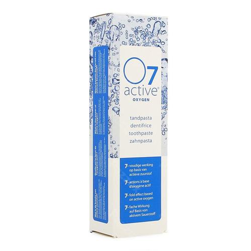 O7 Active Tandpasta Gel 75ml 0730