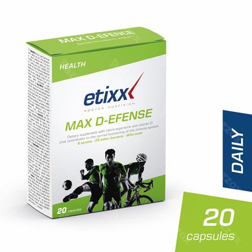 Etixx Max D-efense 20 Capsules