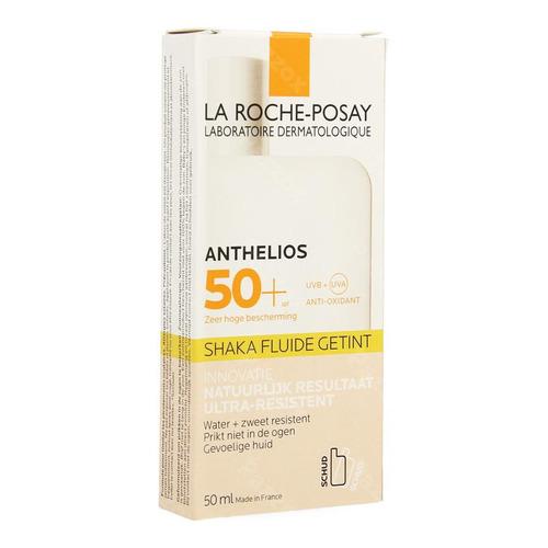 La Roche-posay Anthelios Ultra Fluide Getint Parfum Ip50+50ml