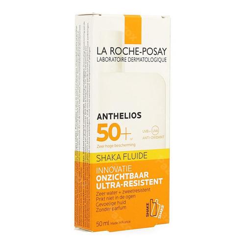 La Roche Posay Anthelios Ultra Fluide SPF50+ 50ml Zonder Parfum