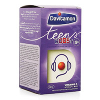 Davitamon Boost Teens Omega-3 Caps 60