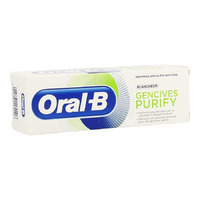 Oral B Tandpasta Purify Zachte Whitening 75ml