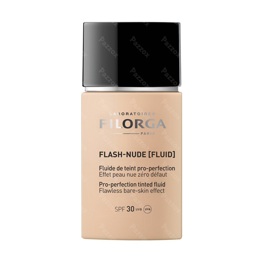 Filorga Flash Nude Fluid SPF30 1.5 Nude Medium 30ml, Facial