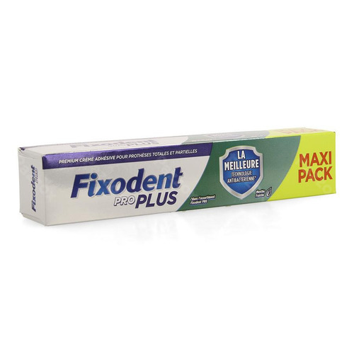 Fixodent Pro Plus Dual Protection 57g