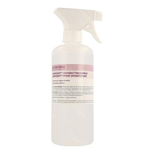 Confosept Alcoholspray 500ml Aca