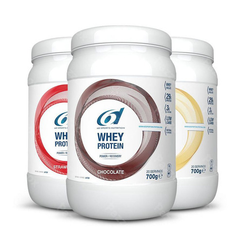 6d Sports Nutrition Whey Protein chocolade 700g