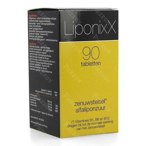 Liponixx Tabl 90
